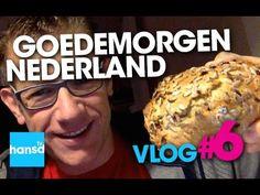 Goedemorgen Nederland Vlog 6 - HansD - icfr - brood - motor