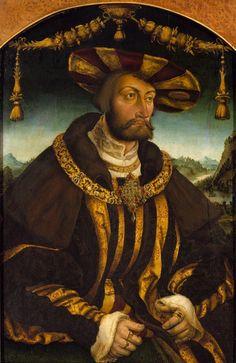 Guillaume IV, duc de Bavière, par Refinger