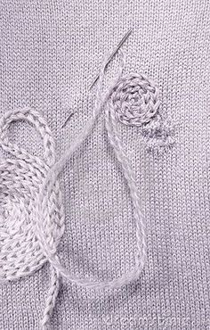 Embroidery - Creative darning