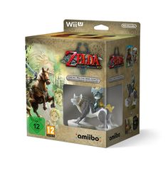 The Legend of Zelda: Twilight Princess HD - Limited Edition (Nintendo Wii U): Amazon.co.uk: PC & Video Games
