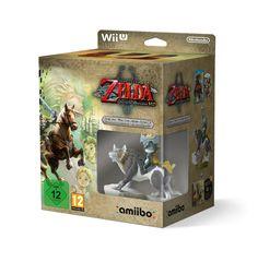 The Legend of Zelda: Twilight Princess HD - Limited Edition (Nintendo Wii U): Amazon.co.uk: PC & Video Games