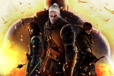 The Witcher by MattDeMino.deviantart.com