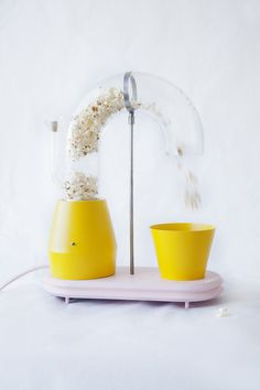 Design or not Design / popcorn / Yellow 7 Sculptural / at popcorn_monsoon_jolene_carlier_07.jpg