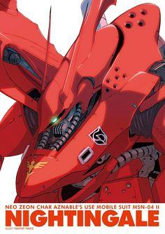 Robot Art, Robots, Gundam Wallpapers, Gundam Art, Custom Gundam, Super Robot, Nerd Love, Gundam Model, Nightingale