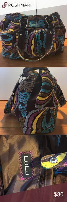 "LuLu ""Tropical"" 🌴 Purse Beautiful bag for that tropical vacation. 🌴 Lulu Bags Shoulder Bags"