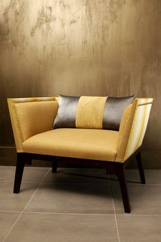 Wide Back Armchair