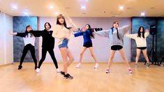 GFRIEND 'Rough' mirrored Dance Practice