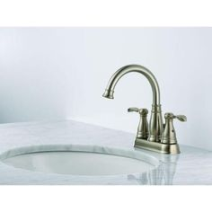 1000 Images About Bathroom Faucets On Pinterest Brushed Nickel Bathroom Faucets And