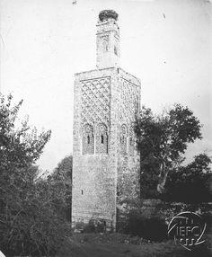 Antonio Cavilla Photographer: Minarete de la Mezquita de Shellah.