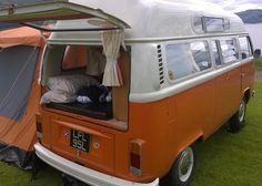 Find a VW Camper in Scotland