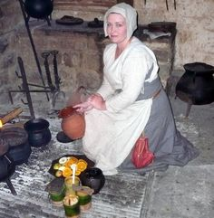 Making a Tudor drink with oranges, This site has many historic recipes form various eras.