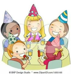 Childs BD party