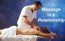 Massage in a Relationship: Effective body massage techniques made easy, reduces stress, improves relaxation and communication and deepens your relationship.  By Lyn Hunt