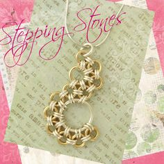 One+Stepping+Stones+Pendant+Kit+++With+18+by+UnkamenSupplies,+$20.00