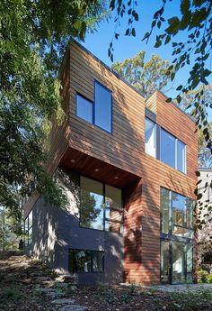 Lyon Park House by Robert M. Gurney - Usa
