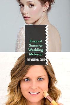 Elegant Summer Wedding Makeup Tips and Ideas #wedding Summer Wedding Makeup, Wedding Makeup Tips, Makeup Inspiration, Wedding Inspiration, Makeup Ideas, Elegant, Amazing, Nice, Beautiful