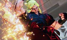 Street Fighter 5: Assista os Trailers de Ken, Zangief e Necalli