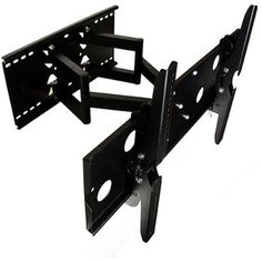 $80 Mount-It! Articulating TV Wall Mount for 32-60-inch Televisions