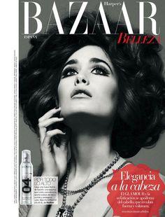 Desmelénate: Itsaso Bolivar by Gonzalo Machado for Harper's Bazaar Spain February 2012