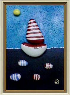 Barca a vela -Rosaria Gagliardi