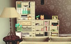 Sims 3 Download: Camille » Ikea Shelves Sims 2 to Sims 3 Conversion