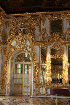 Catherine's Palace | Catherine Palace St Petersburg...