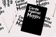 Cards Against Muggles - Cards Against Humanity Harry Potter (Digital Download)