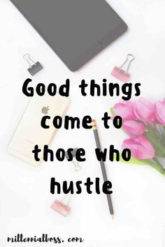 15 Girl Boss Quotes & the Girls Who Inspire Them Totally agree! Hustle your way to money today! Boss Babe Quotes, Girl Quotes, Make Money Today, How To Make Money, Jobs, Famous Movie Quotes, Empowering Quotes, Girl Inspiration, Some Quotes