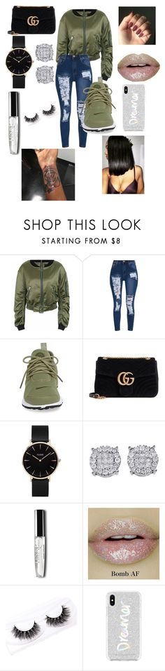 """""""juice"""" by hitmankp on Polyvore featuring NIKE, Gucci, CLUSE and Rebecca Minkoff"""