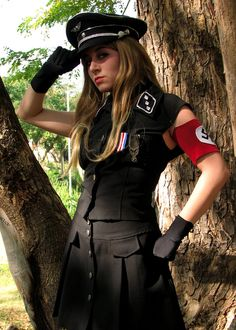 Image result for images of women neo nazi