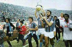 1983 Intercontinental Club Cup winners - Gremio.