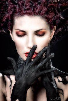 Make-up Project  Ph. Andrea Peria Model: Alice  Makeup design by Gloria Bordin 906