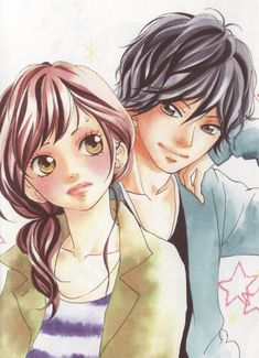 Shojo fans will be happy to know that the Ao Haru Ride manga got an anime adaptation, however at the time of writing no one knows how long it will take for each episode to come out!