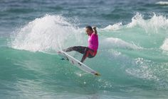 Carissa Moore (HAW) #ROXYpro. Roxy Pro France 2014 www.roxy.com  #ROXYsurf www.worldsurfleague.com kirstinscholtz @Roxy   By Roxy