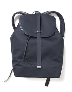 Backpack by Tommy Ton for Club Monaco