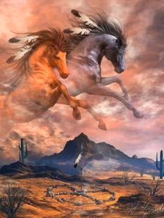 ideas for painting indian artworks native american art Native American Horses, Native American Paintings, Native American Pictures, Indian Paintings, Beautiful Horses, Beautiful Gif, Beautiful Paintings, Animated Love Images, Native American Spirituality