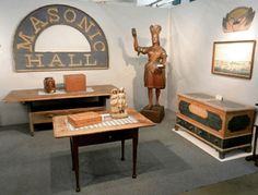 Steven Still, Manheim, Penn at the York Antiques Show & Sale