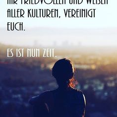 💚💙💪👊 . . . #timeisnow #wisdom #peacemaker #love #healing #friends #united #sprüche #begood #peace Healing, Wisdom, The Unit, Peace, Good Things, Motivation, Love, Friends, Movie Posters