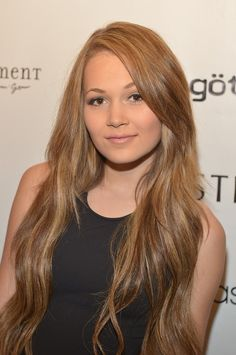 Kelli Berglund at NYLON Annual May Young Hollywood Issue Party at The Roosevelt Hotel in Hollywood on May 14, 2013