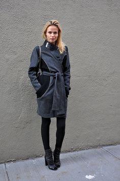 Natalya Sergeyevna Polevshchikova known familiarly as Natasha Poly (Born July 12, 1985) - love that jacket