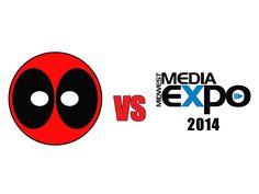 Deadpool vs Midwest Media Expo 2014