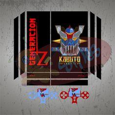 Vinilo Skin PS4 Mazinger Z