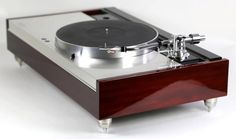 Luxman PD444 African Padauk Micro Seiki MA505 - www.remix-numerisation.fr - Rendez vos souvenirs durables