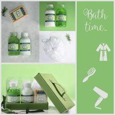Gel de baño verde ducha limpieza cuidado personal verde esponja jabón