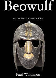 """This would be the helmet he wore during battles and the helmet on which Grendals mother bit into """"And tore and clawed at him, bit holes in his helmet'"""