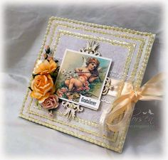 Wild Orchid Crafts: Card
