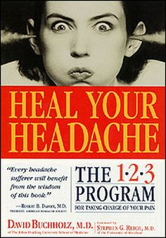 Heal Your Headache...it will change your life if you have sinus headaches, vertigo or migraines! Highly recommend!