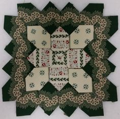 Lucy Boston Patchwork Of The Crosses- Kit 38