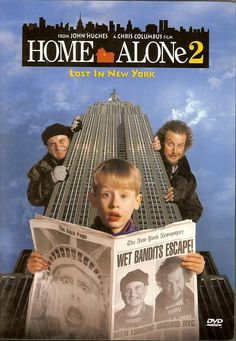 Another Christmas favorite: Home Alone 2