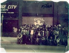CHOSEN FEW MOTORCYCLE CLUB - History Of The Chosen Few